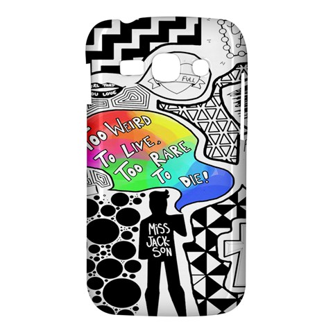 Panic ! At The Disco Samsung Galaxy Ace 3 S7272 Hardshell Case