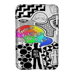 Panic ! At The Disco Samsung Galaxy Tab 2 (7 ) P3100 Hardshell Case