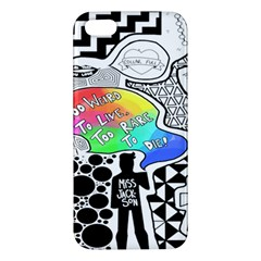 Panic ! At The Disco iPhone 5S/ SE Premium Hardshell Case