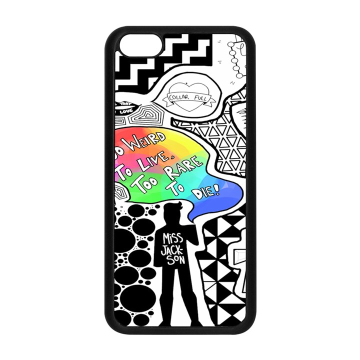 Panic ! At The Disco Apple iPhone 5C Seamless Case (Black)