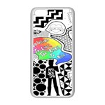 Panic ! At The Disco Apple iPhone 5C Seamless Case (White) Front