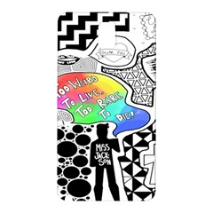 Panic ! At The Disco Samsung Galaxy Note 3 N9005 Hardshell Back Case