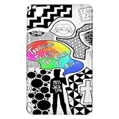 Panic ! At The Disco Samsung Galaxy Tab Pro 8 4 Hardshell Case