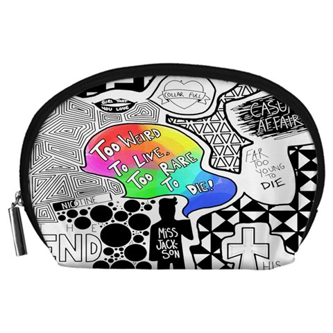 Panic ! At The Disco Accessory Pouches (Large)