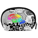 Panic ! At The Disco Accessory Pouches (Large)  Back
