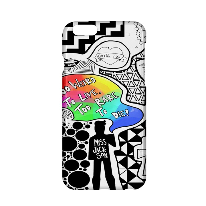 Panic ! At The Disco Apple iPhone 6/6S Hardshell Case
