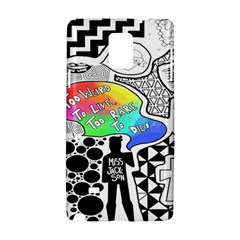 Panic ! At The Disco Samsung Galaxy Note 4 Hardshell Case