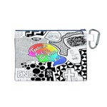 Panic ! At The Disco Canvas Cosmetic Bag (M) Back