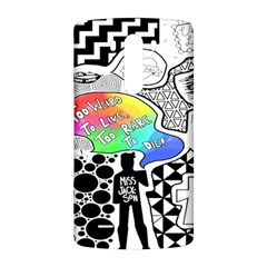 Panic ! At The Disco LG G3 Back Case