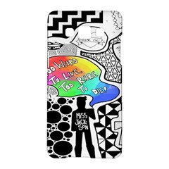 Panic ! At The Disco Samsung Galaxy A5 Hardshell Case