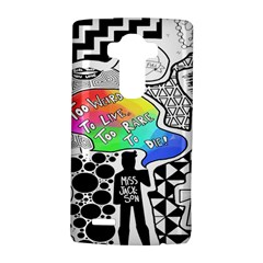 Panic ! At The Disco LG G4 Hardshell Case