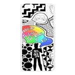 Panic ! At The Disco Apple Seamless iPhone 6 Plus/6S Plus Case (Transparent) Front