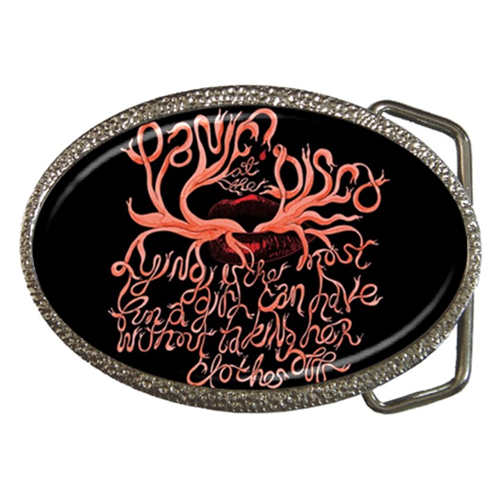Panic At The Disco   Lying Is The Most Fun A Girl Have Without Taking Her Clothes Belt Buckles