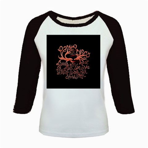 Panic At The Disco   Lying Is The Most Fun A Girl Have Without Taking Her Clothes Kids Baseball Jerseys