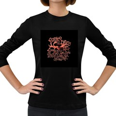 Panic At The Disco   Lying Is The Most Fun A Girl Have Without Taking Her Clothes Women s Long Sleeve Dark T Shirts