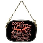 Panic At The Disco   Lying Is The Most Fun A Girl Have Without Taking Her Clothes Chain Purses (One Side)  Front