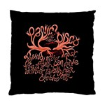 Panic At The Disco   Lying Is The Most Fun A Girl Have Without Taking Her Clothes Standard Cushion Case (One Side) Front