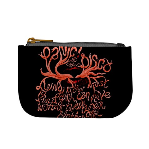 Panic At The Disco   Lying Is The Most Fun A Girl Have Without Taking Her Clothes Mini Coin Purses