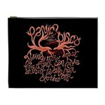 Panic At The Disco   Lying Is The Most Fun A Girl Have Without Taking Her Clothes Cosmetic Bag (XL) Front