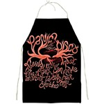 Panic At The Disco   Lying Is The Most Fun A Girl Have Without Taking Her Clothes Full Print Aprons Front