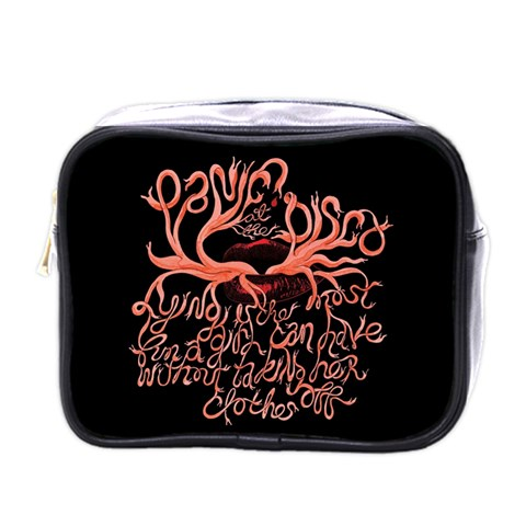 Panic At The Disco   Lying Is The Most Fun A Girl Have Without Taking Her Clothes Mini Toiletries Bags