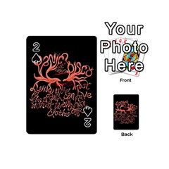Panic At The Disco   Lying Is The Most Fun A Girl Have Without Taking Her Clothes Playing Cards 54 (Mini)