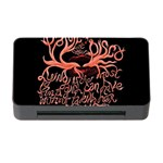 Panic At The Disco   Lying Is The Most Fun A Girl Have Without Taking Her Clothes Memory Card Reader with CF Front