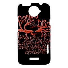 Panic At The Disco   Lying Is The Most Fun A Girl Have Without Taking Her Clothes HTC One X Hardshell Case
