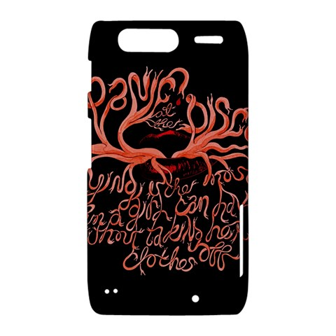 Panic At The Disco   Lying Is The Most Fun A Girl Have Without Taking Her Clothes Motorola Droid Razr XT912