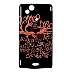 Panic At The Disco   Lying Is The Most Fun A Girl Have Without Taking Her Clothes Sony Xperia Arc