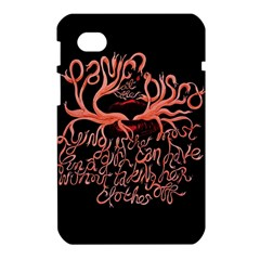 Panic At The Disco   Lying Is The Most Fun A Girl Have Without Taking Her Clothes Samsung Galaxy Tab 7  P1000 Hardshell Case