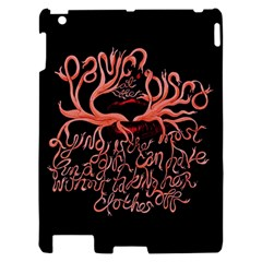 Panic At The Disco   Lying Is The Most Fun A Girl Have Without Taking Her Clothes Apple iPad 2 Hardshell Case