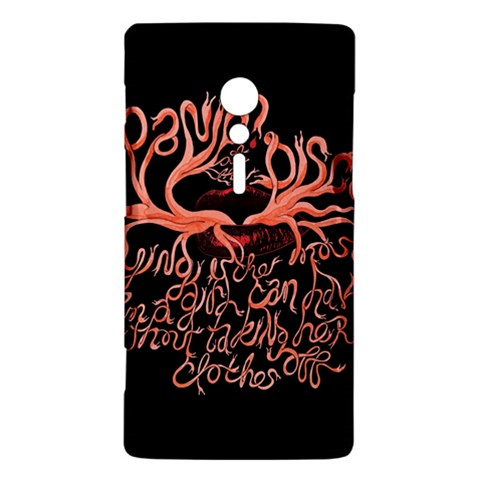 Panic At The Disco   Lying Is The Most Fun A Girl Have Without Taking Her Clothes Sony Xperia ion