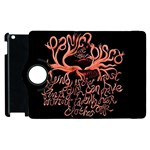 Panic At The Disco   Lying Is The Most Fun A Girl Have Without Taking Her Clothes Apple iPad 2 Flip 360 Case Front