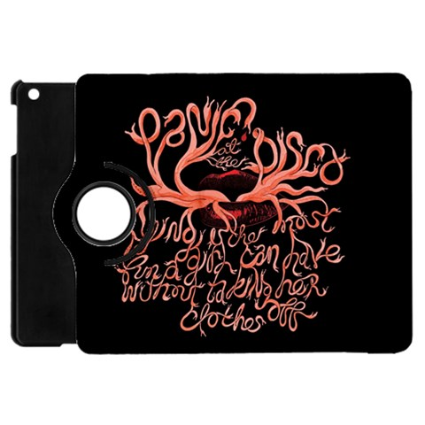 Panic At The Disco   Lying Is The Most Fun A Girl Have Without Taking Her Clothes Apple iPad Mini Flip 360 Case