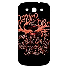 Panic At The Disco   Lying Is The Most Fun A Girl Have Without Taking Her Clothes Samsung Galaxy S3 S III Classic Hardshell Back Case