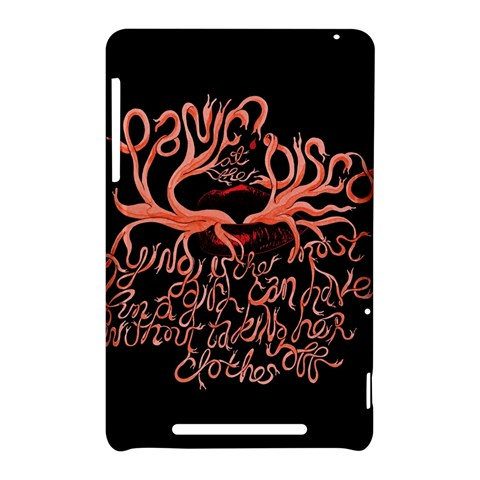 Panic At The Disco   Lying Is The Most Fun A Girl Have Without Taking Her Clothes Nexus 7 (2012)