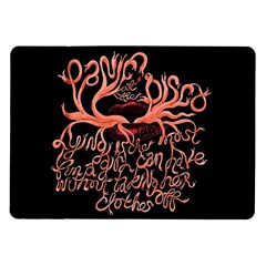 Panic At The Disco   Lying Is The Most Fun A Girl Have Without Taking Her Clothes Samsung Galaxy Tab 10 1  P7500 Flip Case