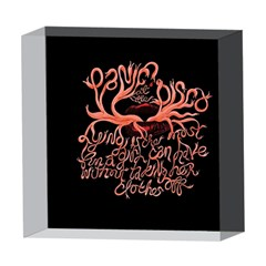 Panic At The Disco   Lying Is The Most Fun A Girl Have Without Taking Her Clothes 5  x 5  Acrylic Photo Blocks