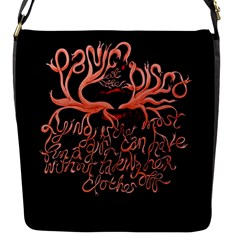 Panic At The Disco   Lying Is The Most Fun A Girl Have Without Taking Her Clothes Flap Messenger Bag (S)