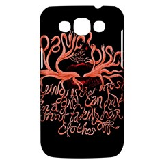 Panic At The Disco   Lying Is The Most Fun A Girl Have Without Taking Her Clothes Samsung Galaxy Win I8550 Hardshell Case