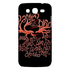 Panic At The Disco   Lying Is The Most Fun A Girl Have Without Taking Her Clothes Samsung Galaxy Mega 5.8 I9152 Hardshell Case