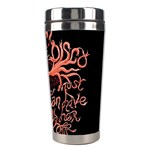 Panic At The Disco   Lying Is The Most Fun A Girl Have Without Taking Her Clothes Stainless Steel Travel Tumblers Right