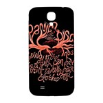 Panic At The Disco   Lying Is The Most Fun A Girl Have Without Taking Her Clothes Samsung Galaxy S4 I9500/I9505  Hardshell Back Case Front