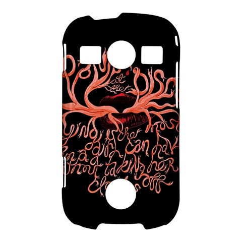 Panic At The Disco   Lying Is The Most Fun A Girl Have Without Taking Her Clothes Samsung Galaxy S7710 Xcover 2 Hardshell Case