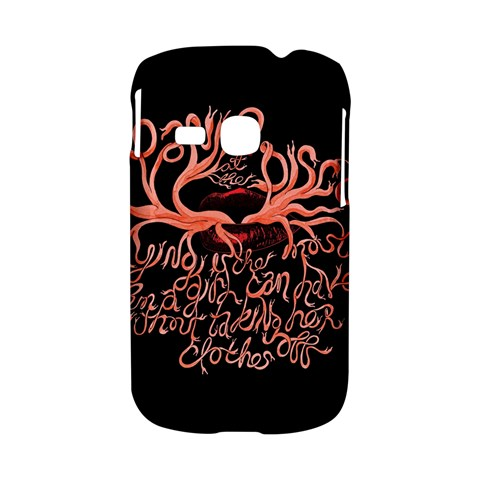 Panic At The Disco   Lying Is The Most Fun A Girl Have Without Taking Her Clothes Samsung Galaxy S6310 Hardshell Case