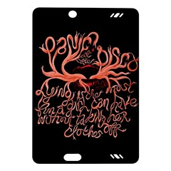 Panic At The Disco   Lying Is The Most Fun A Girl Have Without Taking Her Clothes Amazon Kindle Fire HD (2013) Hardshell Case