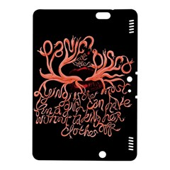 Panic At The Disco   Lying Is The Most Fun A Girl Have Without Taking Her Clothes Kindle Fire Hdx 8 9  Hardshell Case