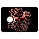 Panic At The Disco   Lying Is The Most Fun A Girl Have Without Taking Her Clothes Kindle Fire HDX Flip 360 Case Front