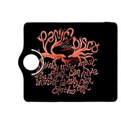 Panic At The Disco   Lying Is The Most Fun A Girl Have Without Taking Her Clothes Kindle Fire HDX 8.9  Flip 360 Case